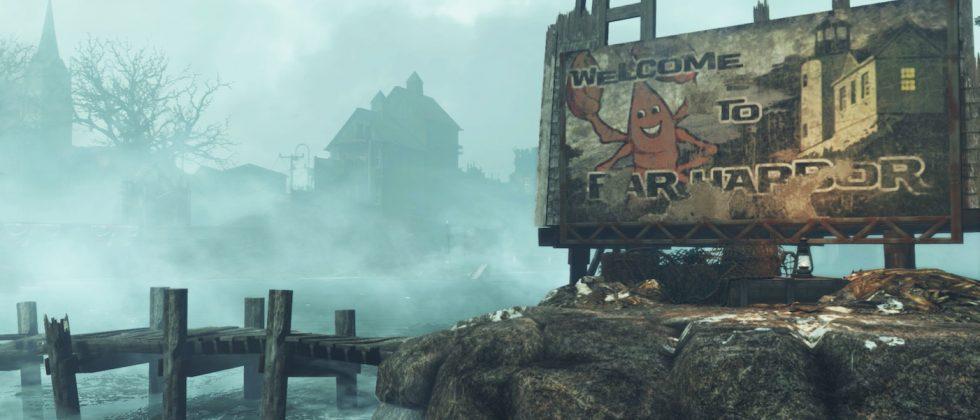 Fallout 4: Far Harbor DLC update addresses poor PS4 performance