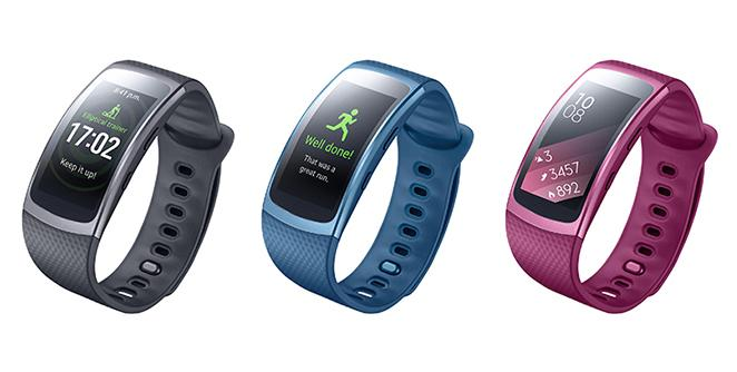 Samsung Gear Fit 2 sports band goes on sale worldwide