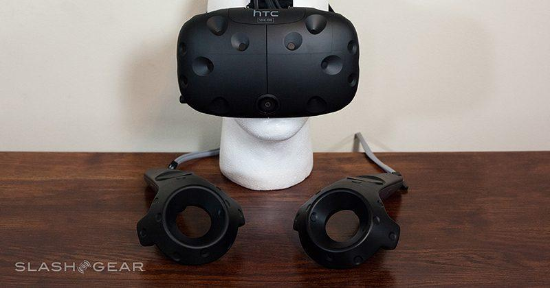 HTC is spinning off its Vive VR business after all