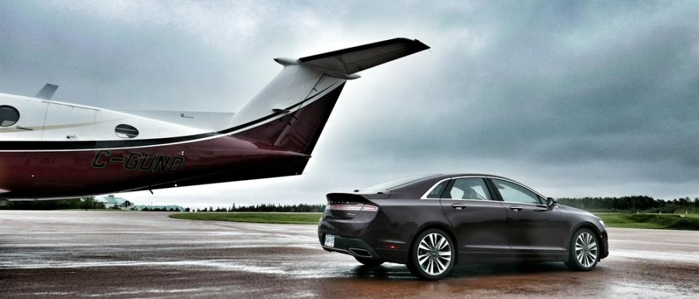 2017 Lincoln MKZ and MKZ Hybrid First Drive