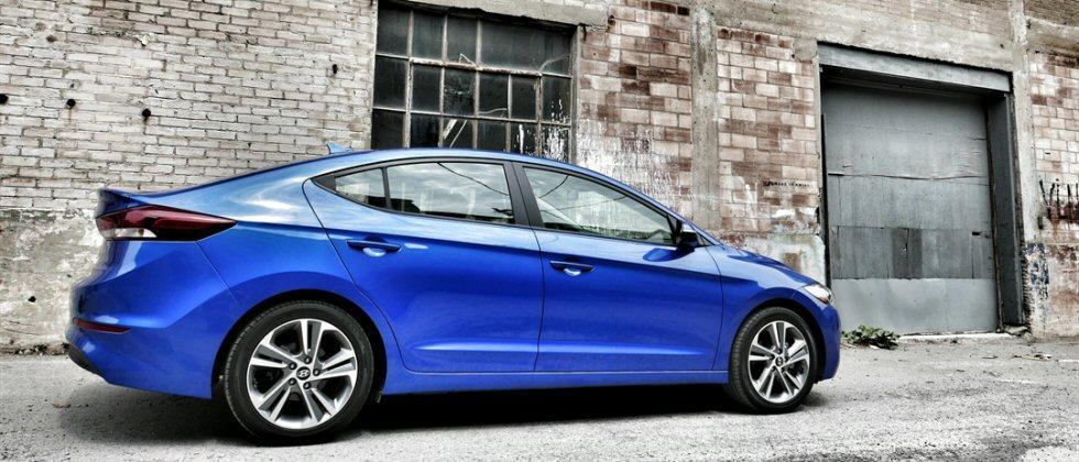The 2017 Hyundai Elantra Takes On The Top 3 Compact Sedans In America