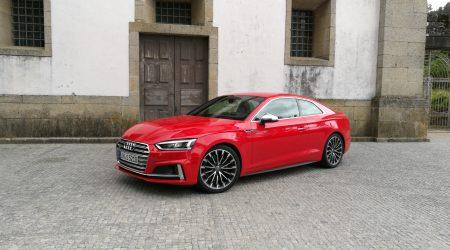 2018 Audi A5 and S5 Gallery