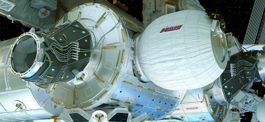 BEAM inflatable ISS module hatch opened for the first time this week
