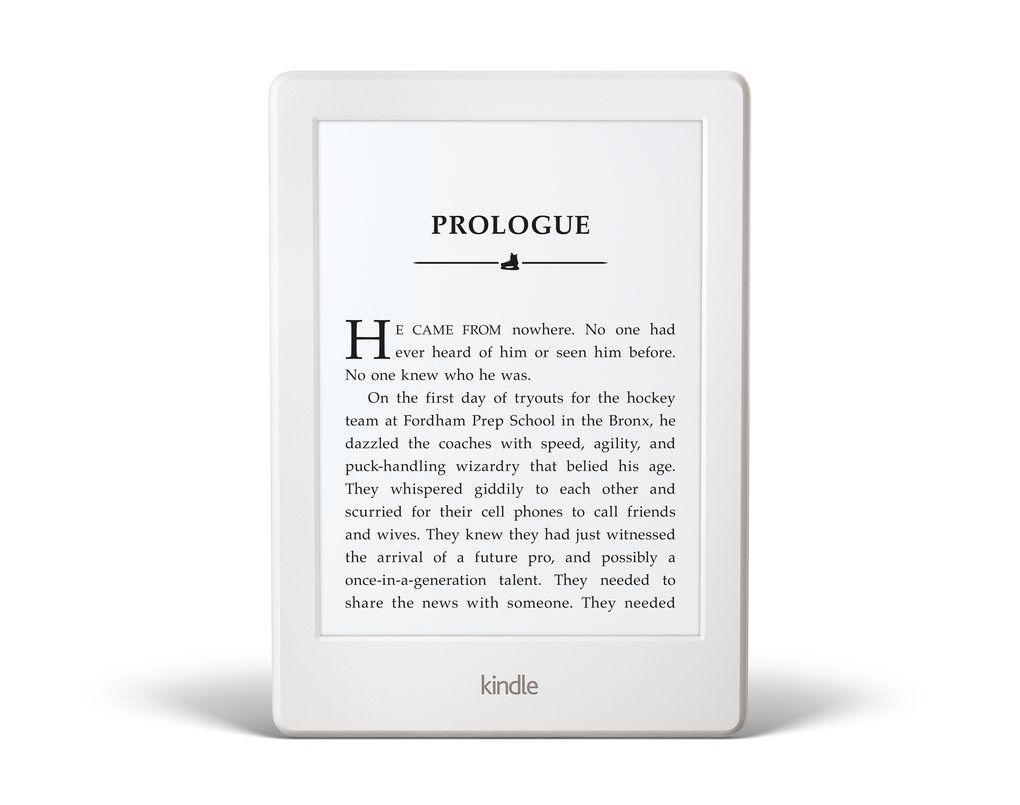 Amazon's newest Kindle gets lighter, thinner, and comes in white