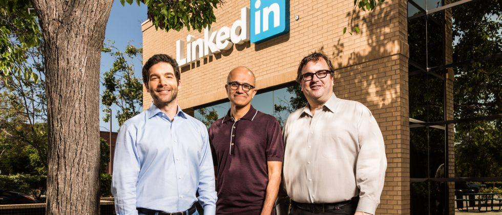 Microsoft spends $26.2bn to add LinkedIn to its network