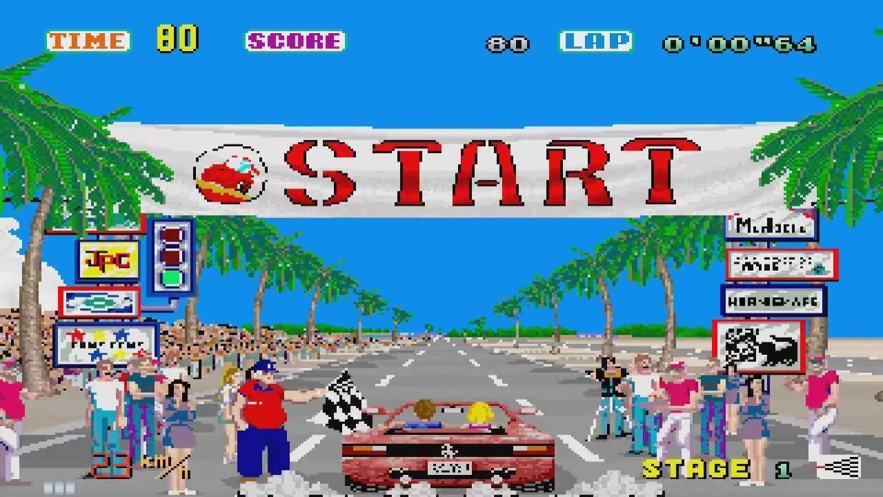 Top 10 classic Racing Video Games of All-Time - SlashGear