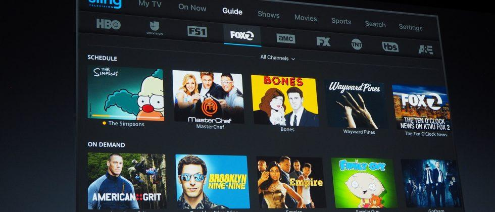 Sling TV is coming to Apple TV