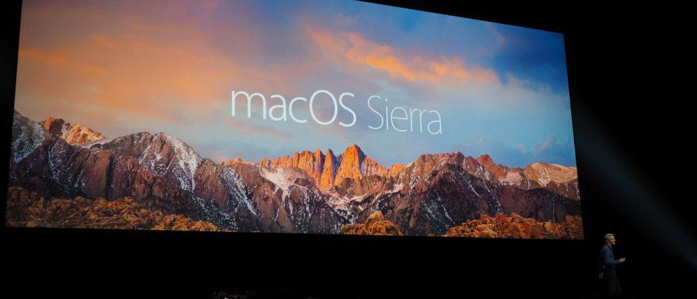 Siri comes to macOS Sierra