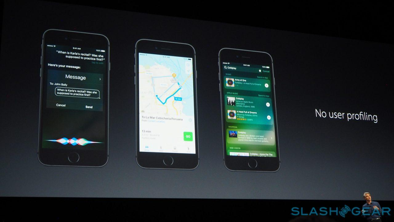 iOS 10 privacy