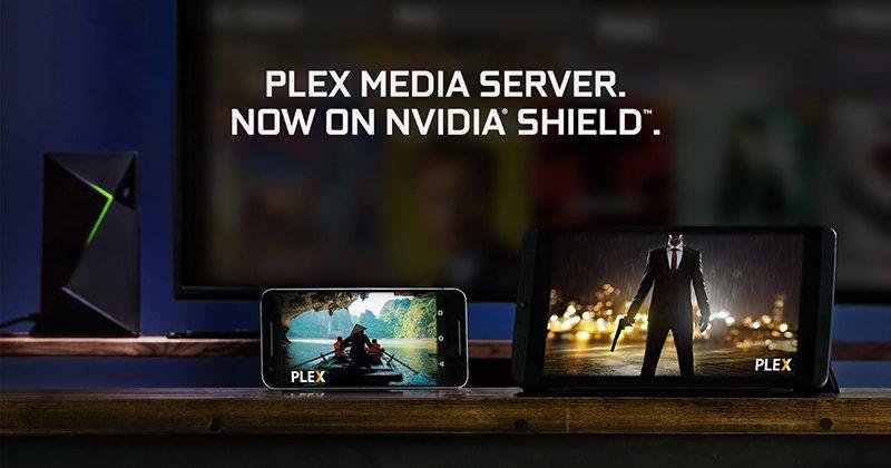 Plex Media Server comes to the NVIDIA Shield