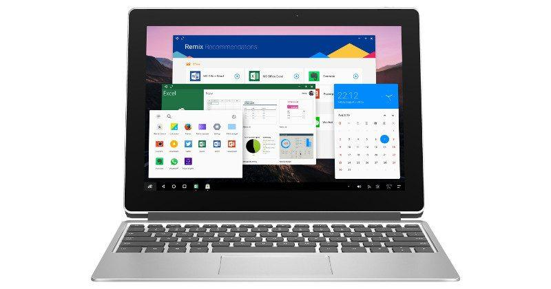 Jide reveals the Remix Pro 2-in-1 tablet, more Remix devices