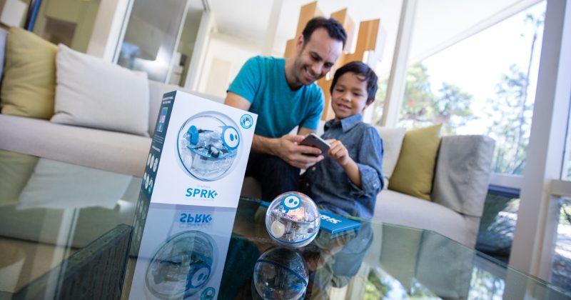 Sphero SPRK+ robo-ball to get kids rolling with programming