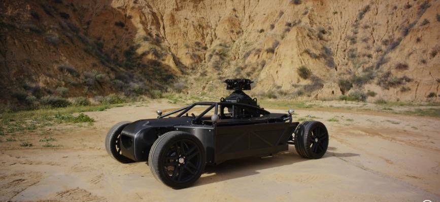 The Blackbird is a shape-shifting vehicle that can mimic any car