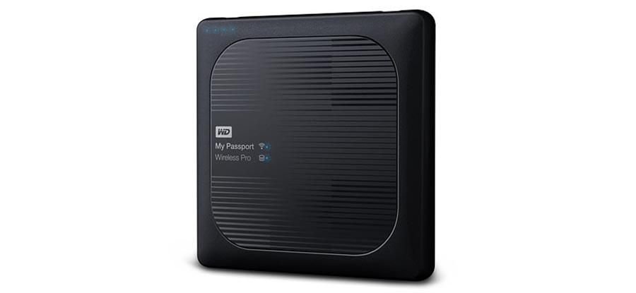 Western Digital My Passport Wireless Pro devices launch with up to 3TB