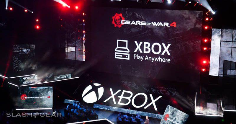 Xbox Play Anywhere unites Xbox One and PC gaming