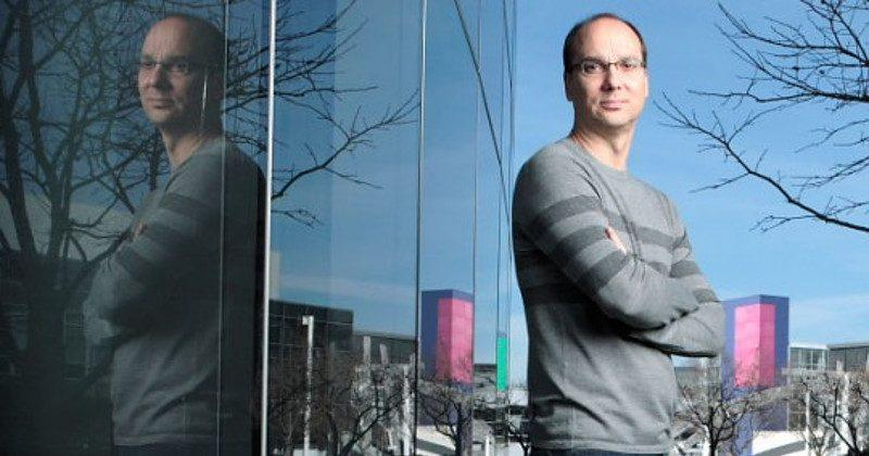 Andy Rubin bets on quantum computing, AI for the future
