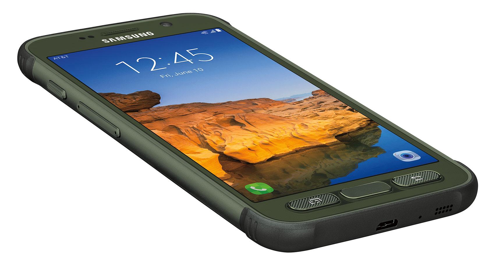Hypermoderne Galaxy S7 Active released and detailed in full - SlashGear XF-99