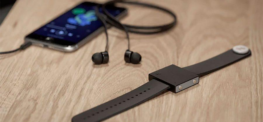 Basslet puts a subwoofer on your wrist