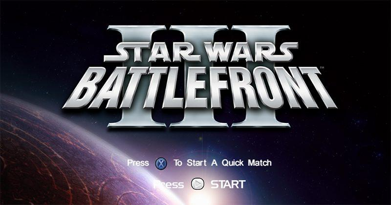 Battlefront 3 remake is coming to Steam for free