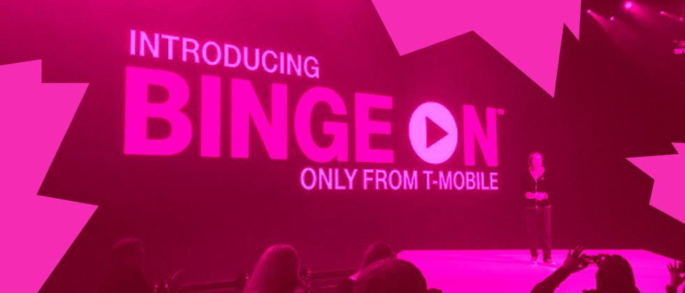 T-Mobile Binge On adds PBS, Dailymotion Games and more