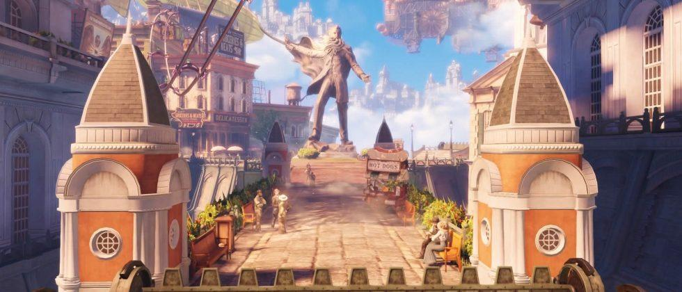 BioShock: The Collection remaster confirmed for Xbox One, PS4, PC