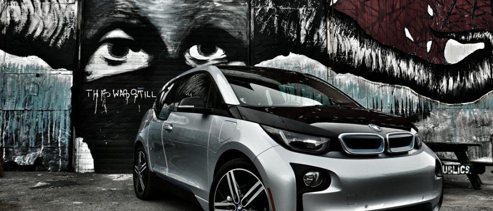 LAPD picks BMW i3 for its 100-EV fleet