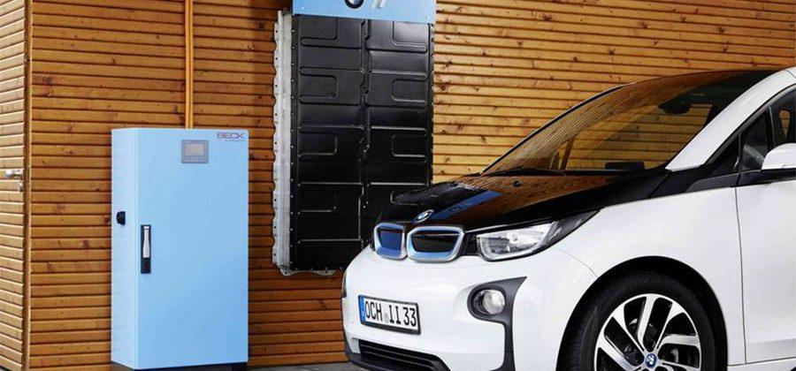 BMW i battery storage system uses old BMW i3 batteries to power homes