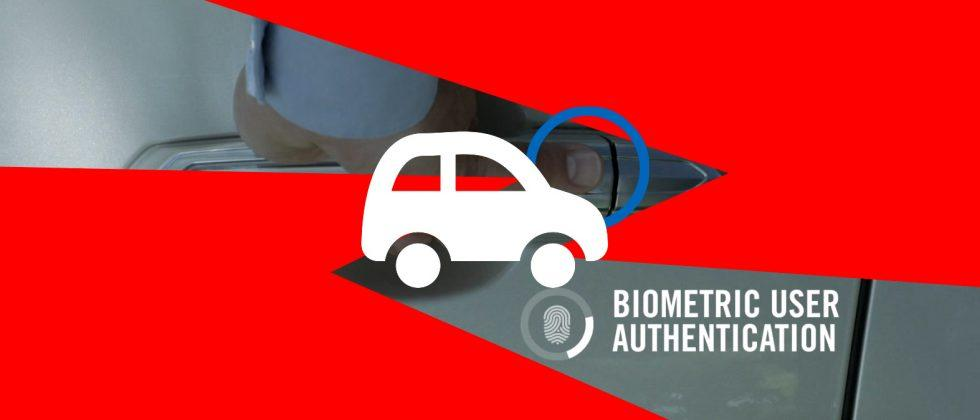 Cars to swap keys for fingerprint sensors soon