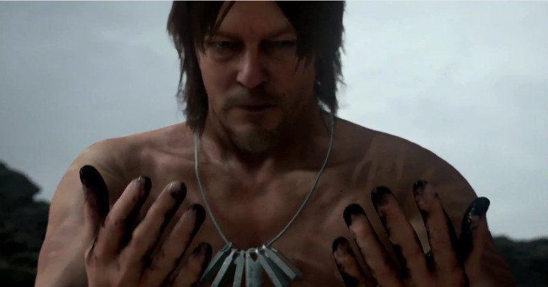 Death Stranding is Hideo Kojima's new eerie game