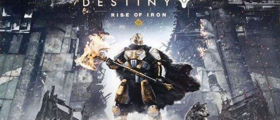 Destiny: Rise of Iron trailer, release date revealed in early leak