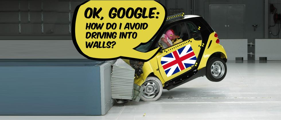 """Brexit voters Googling """"What is the EU?"""" after voting Leave"""