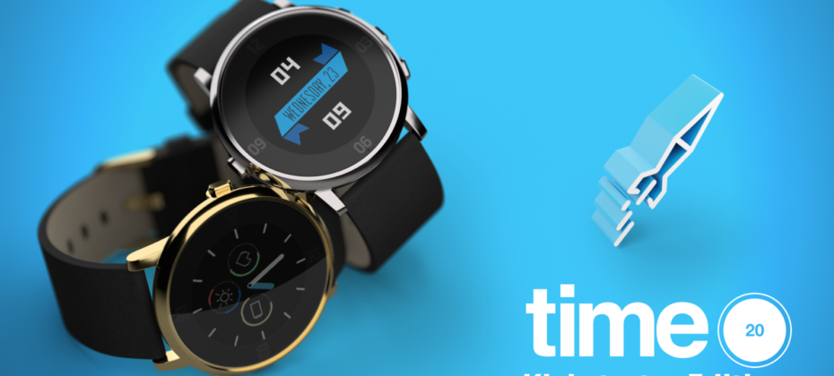 Pebble Time Round gets polished gold/silver options as Kickstarter winds down
