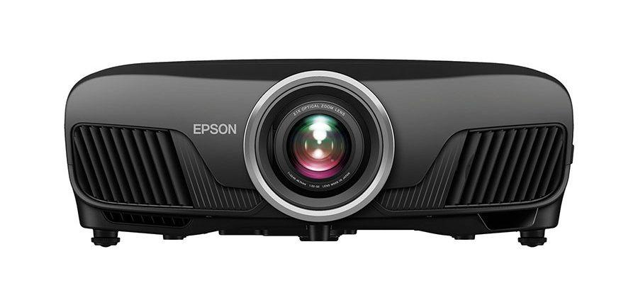 Epson Pro Cinema projectors support 4K resolution