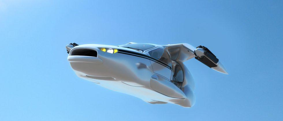 """Google's Larry Page is funding two rival """"flying car"""" startups"""
