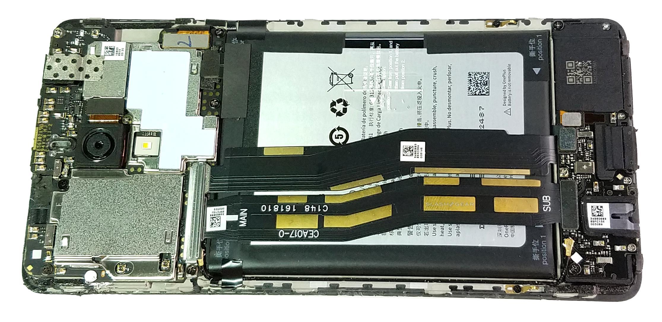 OnePlus 3 Teardown Part I: Battery Replacement - SlashGear