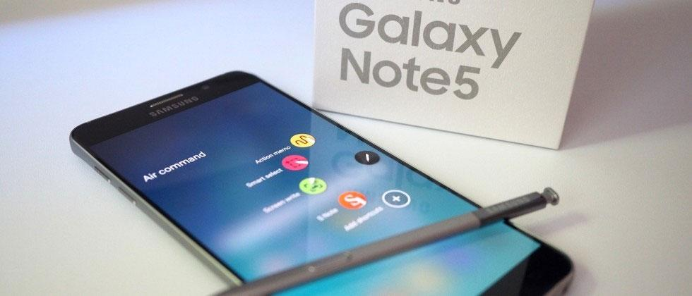Galaxy Note 7 name tipped again