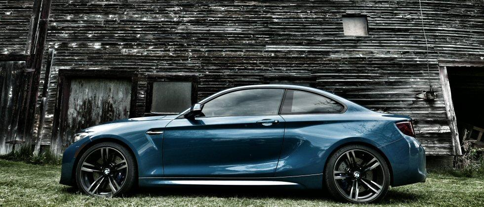 2016 BMW M2 Review: The 'M' Stands For 'Fun'