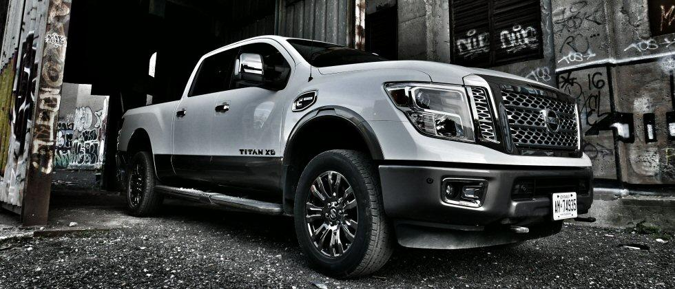 2016 Nissan Titan XD Review: Not-quite HD pickup makes cannonball splash