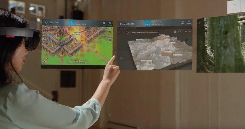 Microsoft updates HoloLens as second wave ships to devs