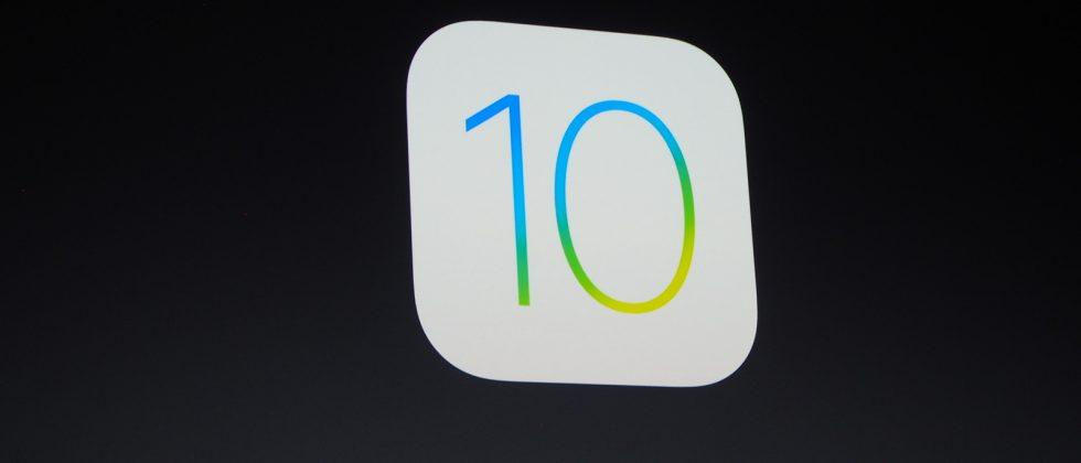 iOS 10 Beta offers up prioritized app downloads