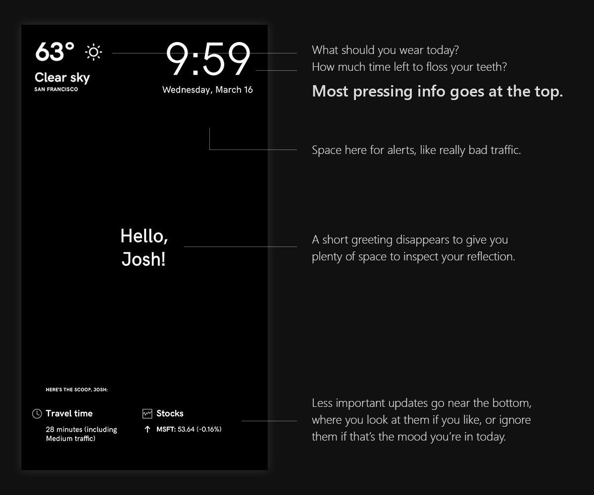 Windows 10 now has a Magic Mirror hack of its own - SlashGear