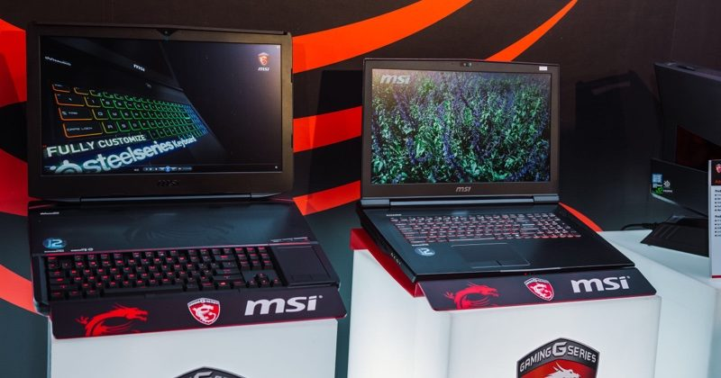 MSI launches Windows 10 PCs geared towards Virtual Reality