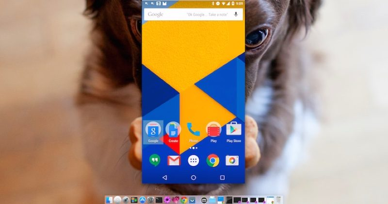 Vysor can now wirelessly mirror you Android in Chrome