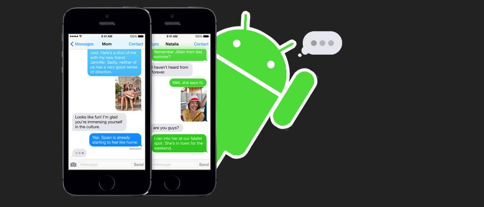 Apple rumored to debut iMessage for Android at WWDC