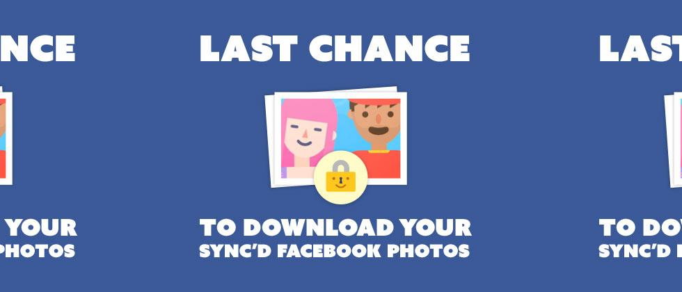 Facebook is deleting your synced photos, here's how to keep them