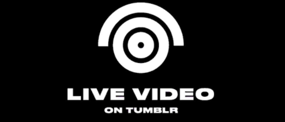 Tumblr launches Live Video, but wont host