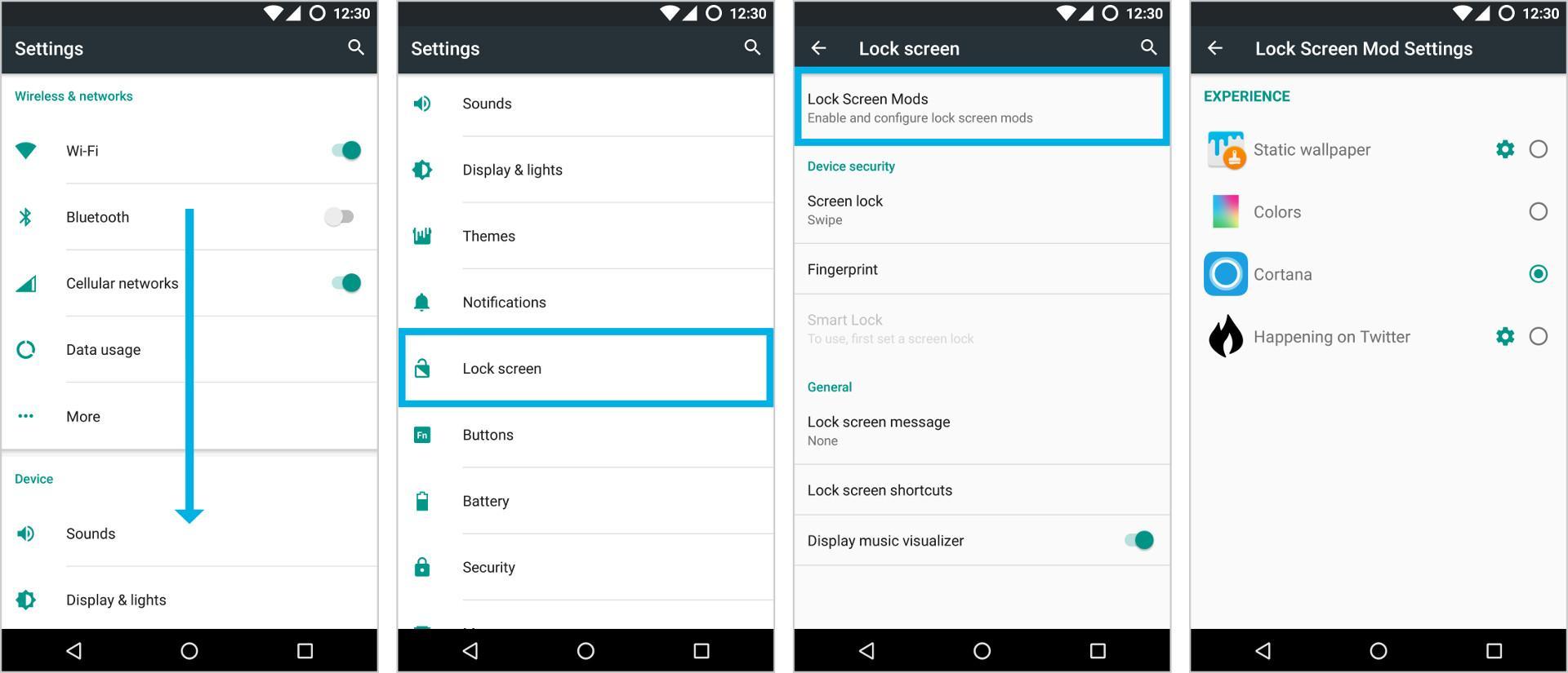 lockscreen_settings_flow_HR