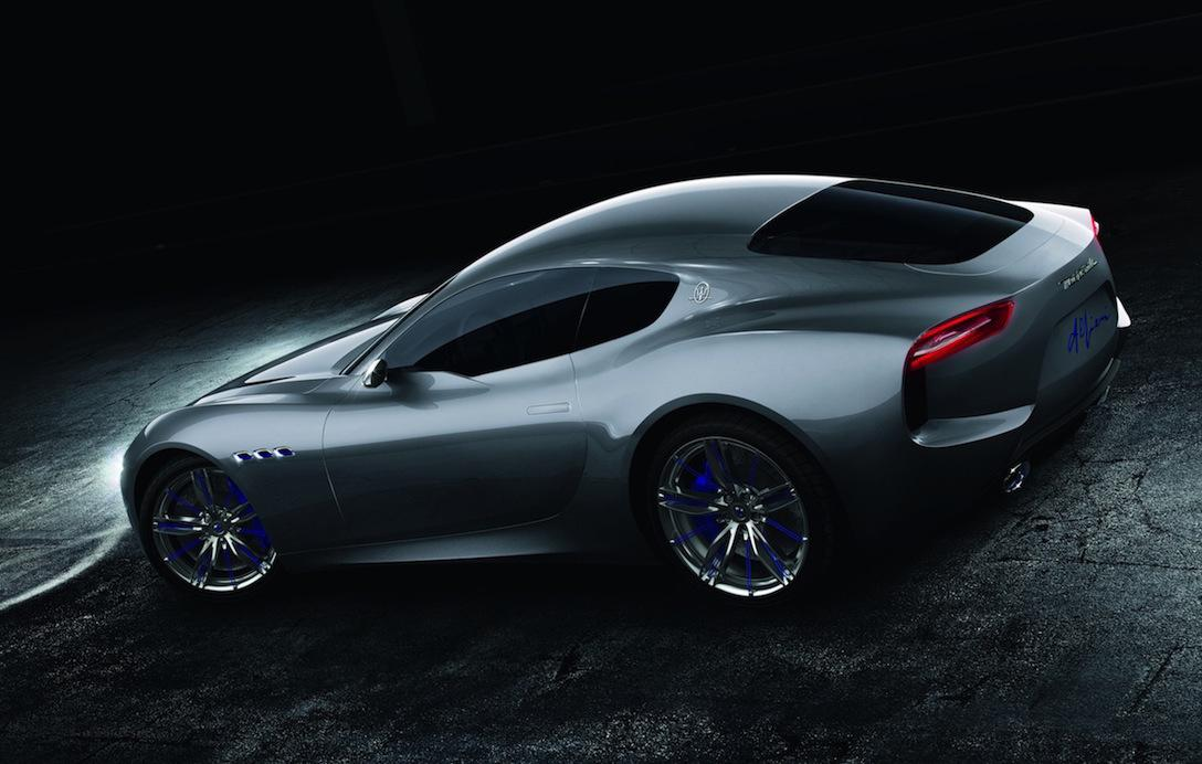Maserati electric sports car a possibility in near future, says FCA CEO