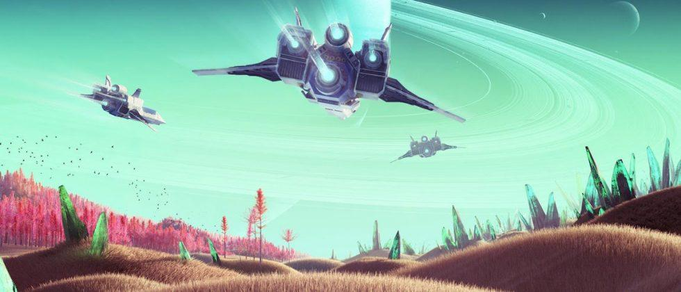 No Man's Sky wins legal battle over name with Sky TV