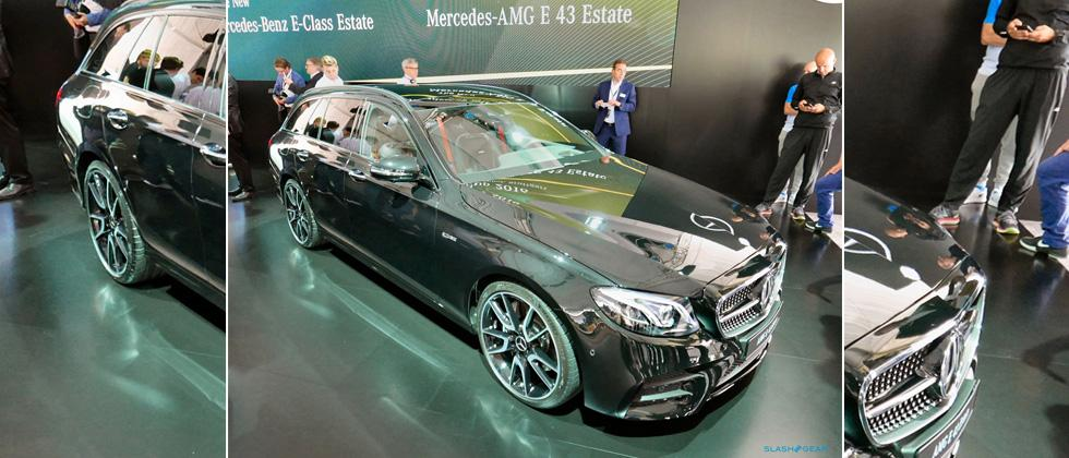 2017 Mercedes-Benz E400 4Matic Wagon is a sexy crossover alternative